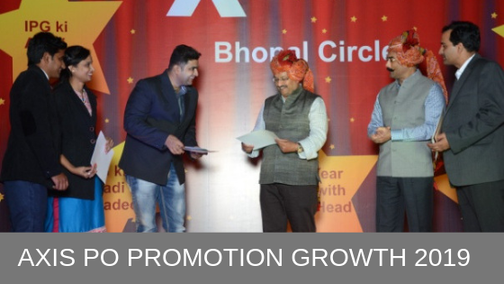 AXIS BANK PROBATIONARY OFFICER PROMOTION