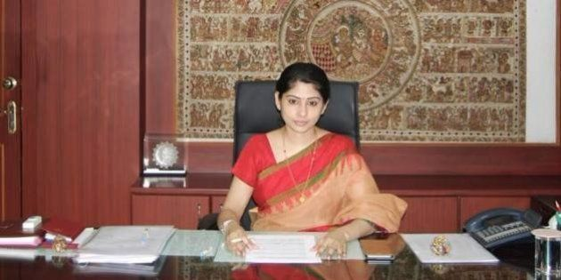 IAS Officer at grade level of Junior level
