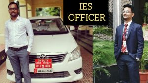 IES Officer Promotion and Rank